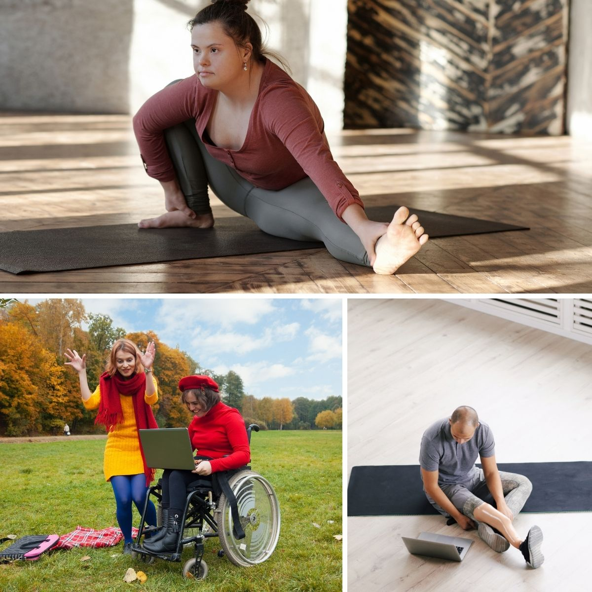 Benefits of Online Exercise